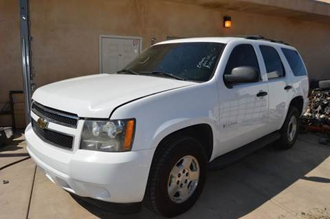 2007 Chevrolet Tahoe for sale in Gadsden, AZ