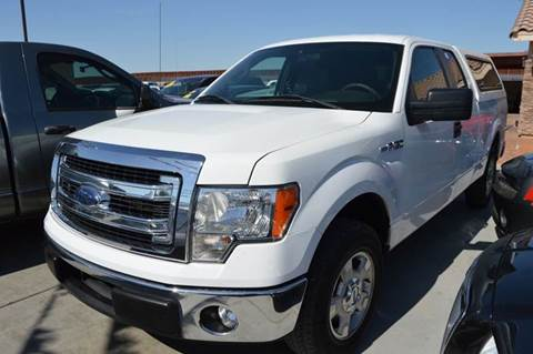 2013 Ford F-150 for sale in Gadsden, AZ