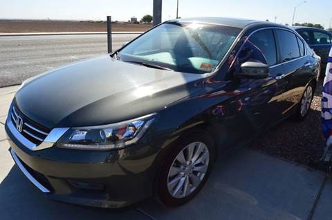 2014 Honda Accord for sale in Gadsden, AZ