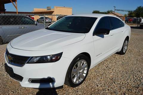 2015 Chevrolet Impala for sale in Gadsden, AZ
