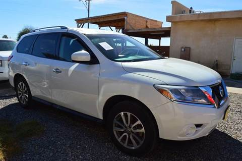 2013 Nissan Pathfinder for sale in Gadsden, AZ