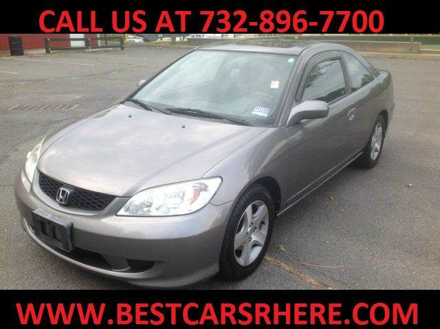 2005 Honda Civic Coupe Ex Special Edition For Sale Cargurus border=