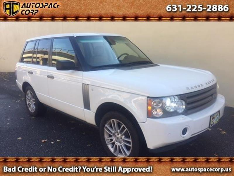 2009 land rover range rover 4x4 hse 4dr suv in copiague ny. Black Bedroom Furniture Sets. Home Design Ideas