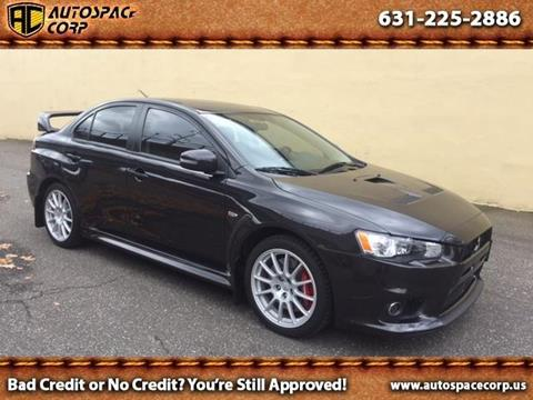 2015 Mitsubishi Lancer Evolution For Sale In Copiague, NY