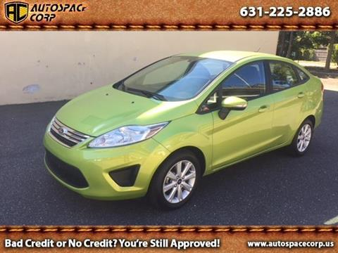 2013 Ford Fiesta for sale in Copiague, NY