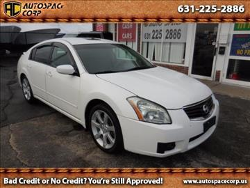 2008 Nissan Maxima for sale in Copiague, NY