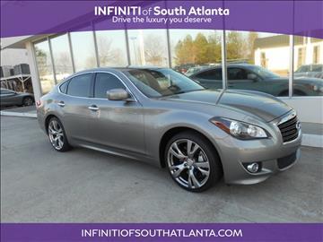 2013 Infiniti M37 for sale in Union City, GA