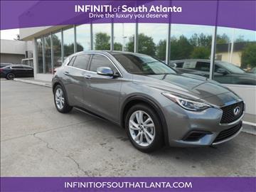 2018 Infiniti QX30 for sale in Union City, GA