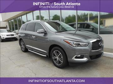 2017 Infiniti QX60 for sale in Union City, GA
