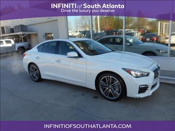2014 Infiniti Q50 for sale in Union City, GA