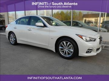 2017 Infiniti Q50 for sale in Union City, GA