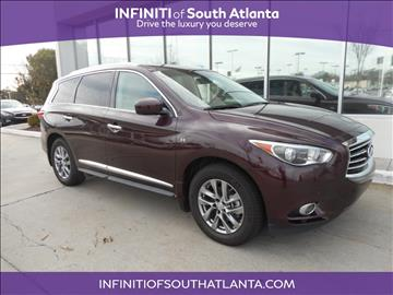 2015 Infiniti QX60 for sale in Union City, GA