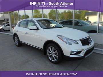 2017 Infiniti QX50 for sale in Union City, GA