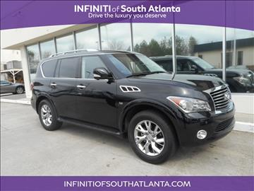 2014 Infiniti QX80 for sale in Union City, GA
