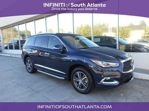 2018 Infiniti QX60 for sale in Union City, GA