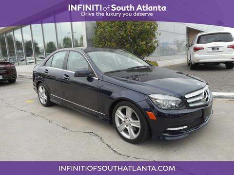 2011 Mercedes-Benz C-Class for sale in Union City, GA
