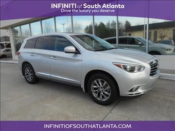 2014 Infiniti QX60 for sale in Union City, GA