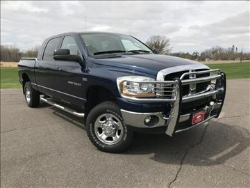 2006 Dodge Ram Pickup 2500 for sale in Pease, MN