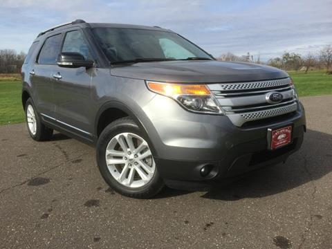 2014 Ford Explorer for sale in Pease, MN