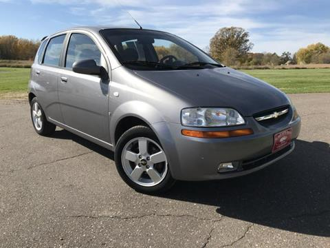 2008 Chevrolet Aveo for sale in Pease, MN