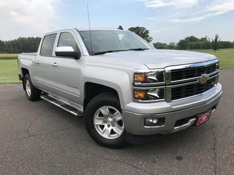 2015 Chevrolet Silverado 1500 for sale in Pease, MN