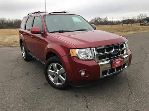 2011 Ford Escape for sale in Pease, MN