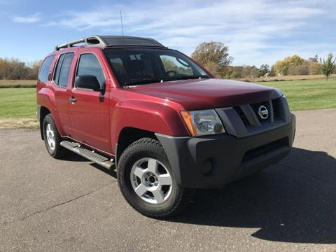 2007 Nissan Xterra for sale in Pease, MN