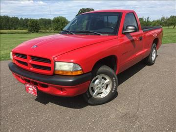 2002 Dodge Dakota for sale in Pease, MN