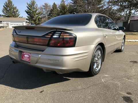 2003 Pontiac Bonneville for sale in Pease, MN