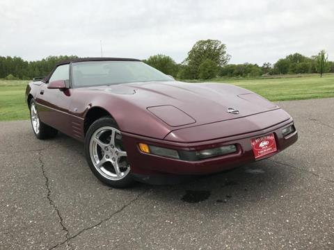 1993 Chevrolet Corvette for sale in Pease, MN