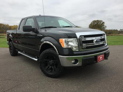 2013 Ford F-150 for sale in Pease, MN