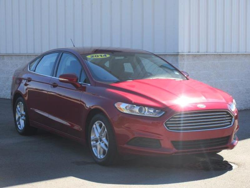 se vehicle used id reading details ford fusion ma north