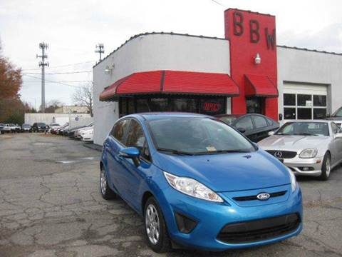 Ford Fiesta For Sale Cedar Falls Ia