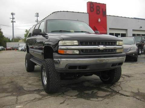 2002 Chevrolet Suburban for sale in Virginia Beach, VA