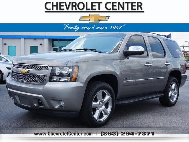 2012 chevrolet tahoe 4x4 ltz 4dr suv in winter haven fl chevrolet. Cars Review. Best American Auto & Cars Review
