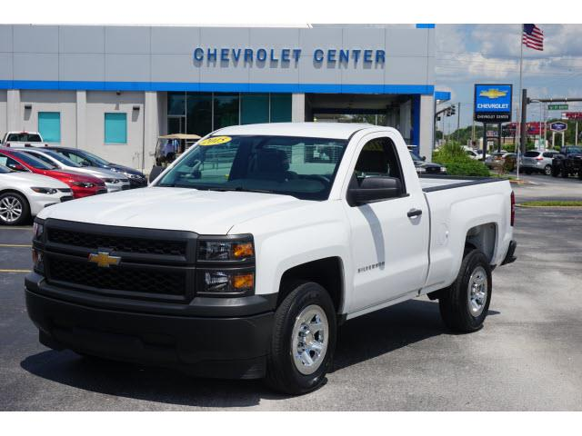 chevrolet silverado 1500 work truck in winter haven fl chevrolet. Cars Review. Best American Auto & Cars Review