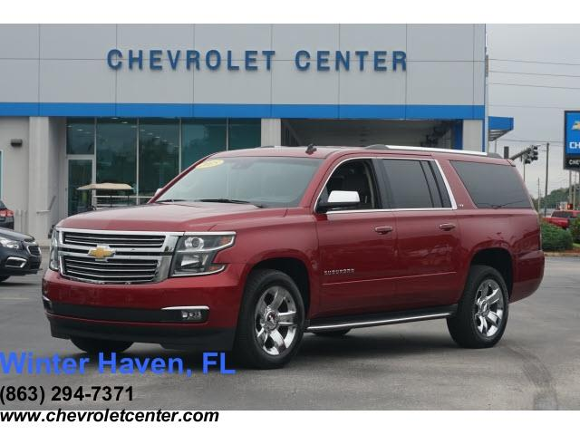 chevrolet suburban ltz 1500 4x4 4dr suv in winter haven fl chevrolet. Cars Review. Best American Auto & Cars Review