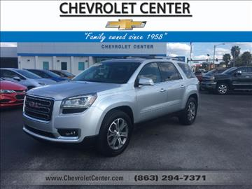 2014 GMC Acadia for sale in Winter Haven, FL