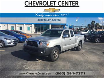 2010 Toyota Tacoma for sale in Winter Haven, FL