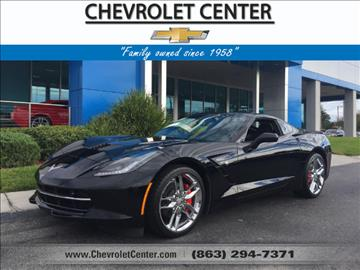 2017 chevrolet corvette for sale in winter haven fl. Cars Review. Best American Auto & Cars Review
