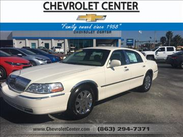 2007 Lincoln Town Car for sale in Winter Haven, FL