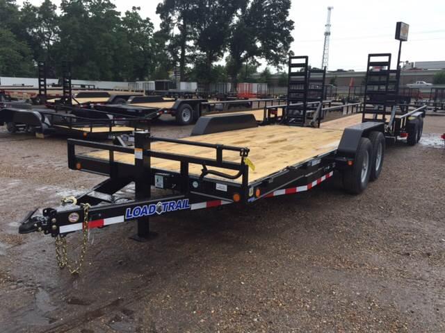 """2015 Load Trail 18X83"""" Tandem Axle Equipment U"""