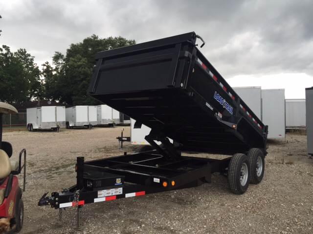 2015 Load Trail 83X14 Dump Trailer