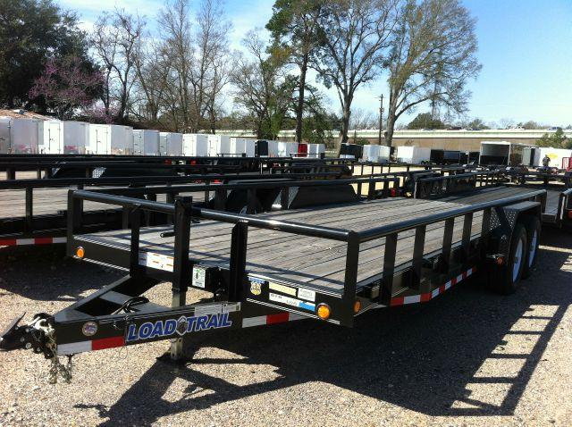 2013 LOAD TRAIL 83X20 MEDIUM DUTY UTILITY Spring TX