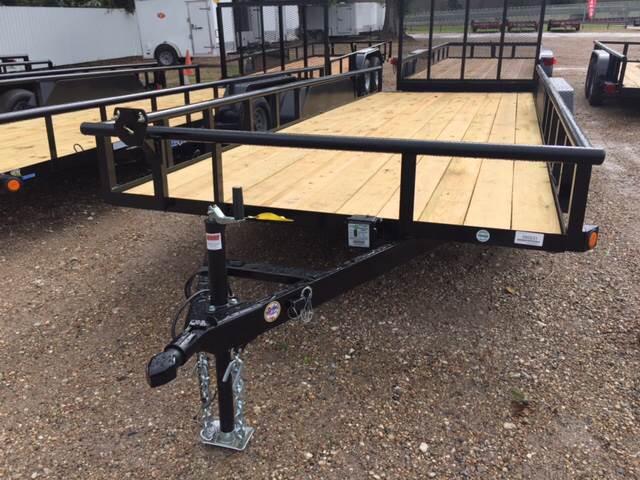 """2015 Load Trail 20X83"""" Tandem Axle Utility Tra"""