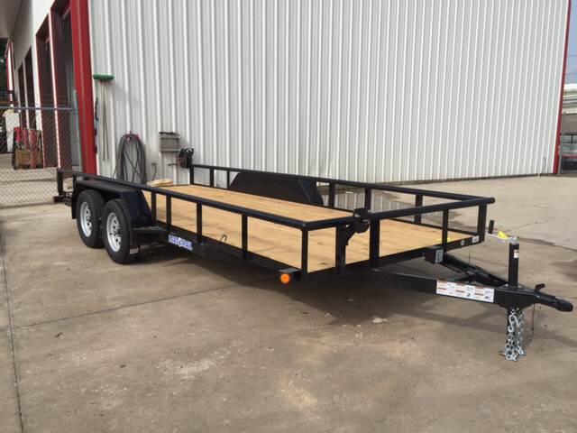 2015 Load Trail 18X83 Tandem Axle Utility Trai