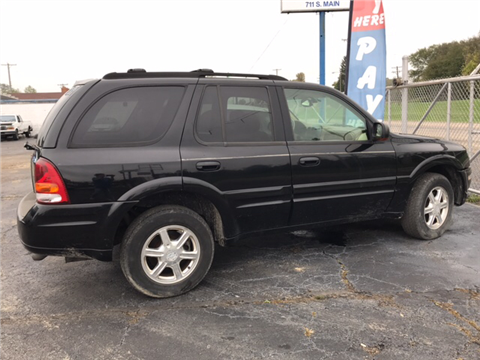 2002 Oldsmobile Bravada for sale in Miamisburg, OH