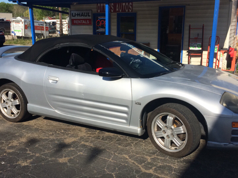 2001 Mitsubishi Eclipse Spyder for sale in Miamisburg, OH
