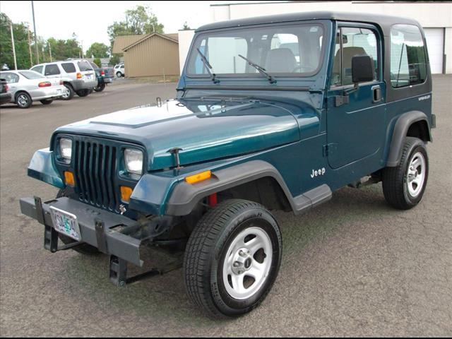 1995 jeep wrangler for sale in dallas or. Cars Review. Best American Auto & Cars Review