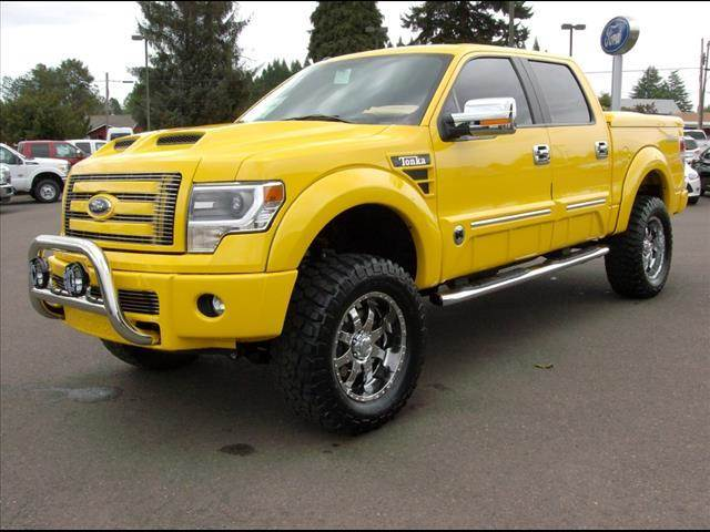2014 ford f 150 tonka truck in dallas amity dallas joe hayward ford. Black Bedroom Furniture Sets. Home Design Ideas